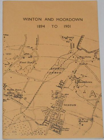 Winton to Moordown 1894 to 1901, by J.A. Young